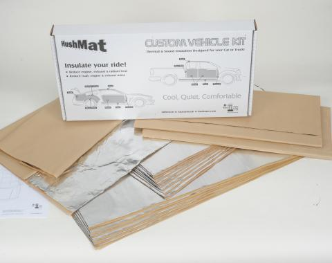HushMat Jeep Grand Cherokee 2005-2010   Sound and Thermal Insulation Kit 66530