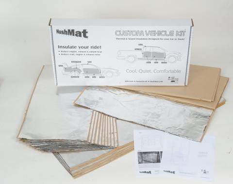 HushMat  Sound and Thermal Insulation Kit 66520