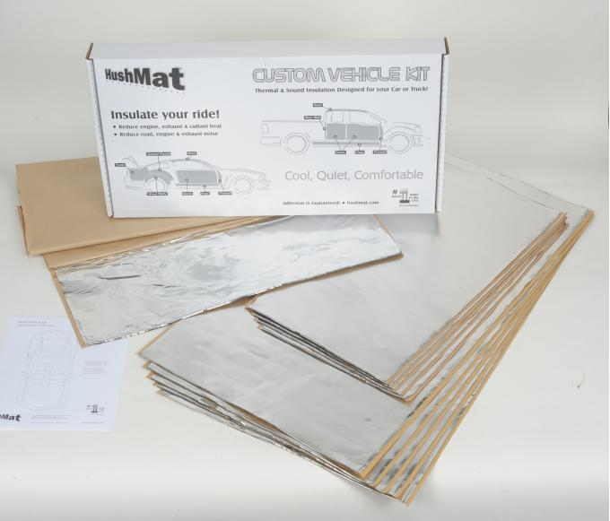 HushMat Ford Model A 1928-1931   Sound and Thermal Insulation Kit 61128