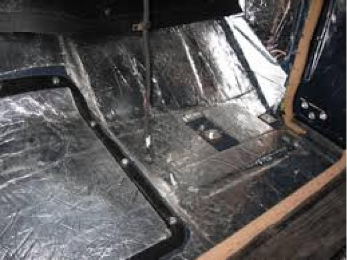 HushMat  Floor Deadening and Insulation Kit 613051