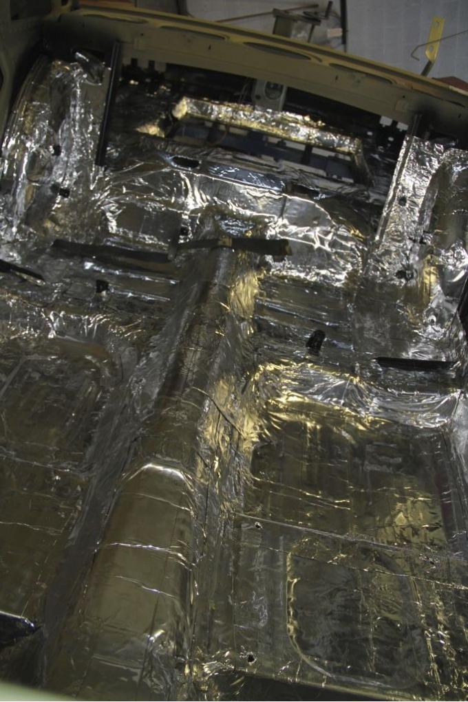 HushMat  Floor Deadening and Insulation Kit 578001