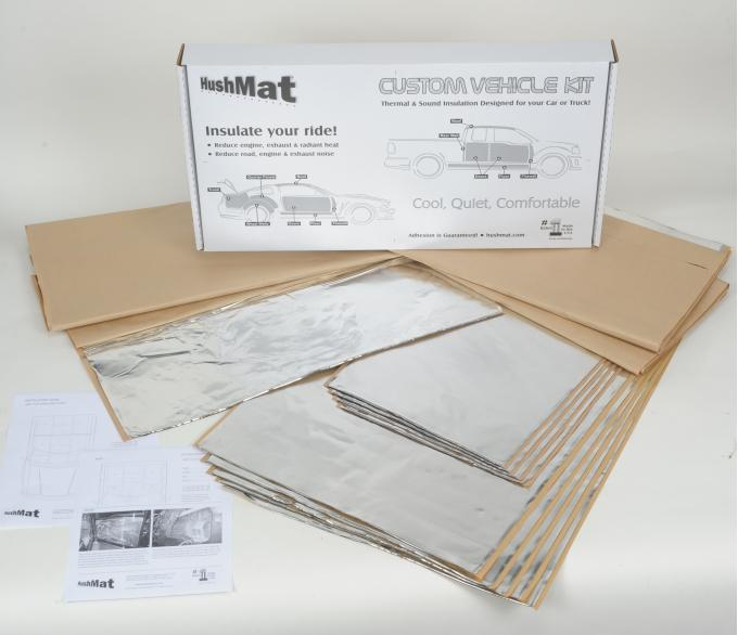 HushMat  Sound and Thermal Insulation Kit 61132