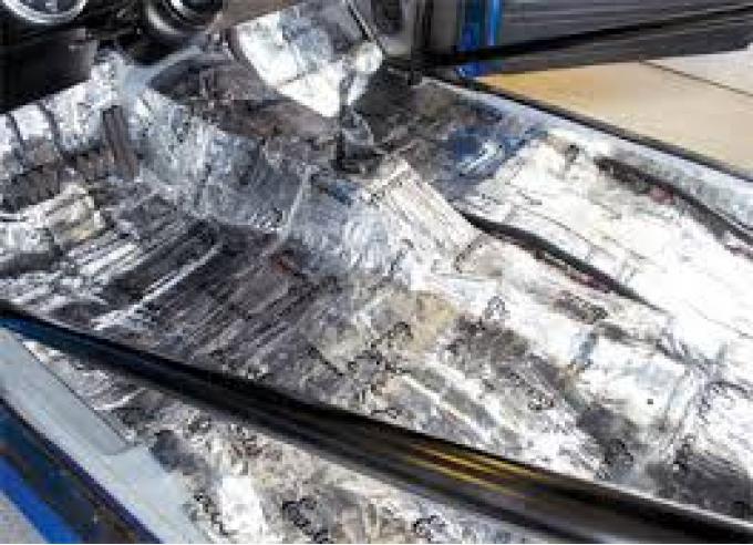 HushMat  Floor Deadening and Insulation Kit 613121