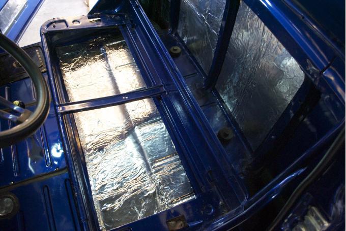 HushMat  Floor Deadening and Insulation Kit 613011
