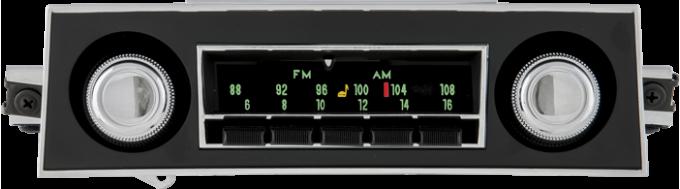 AAR 1967-1968 Chevrolet Camaro AM/FM Reproduction Radio with Bluetooth 562203BT
