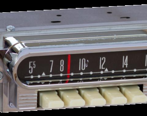 AAR 1962-1963 Ford Falcon & Ranchero AM/FM Reproduction Radio with Bluetooth 422231BT