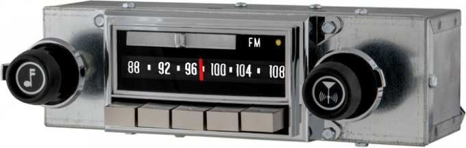 AAR 1972-1976 Chevrolet Corvette AM/FM Reproduction Radio with Bluetooth 992201BT