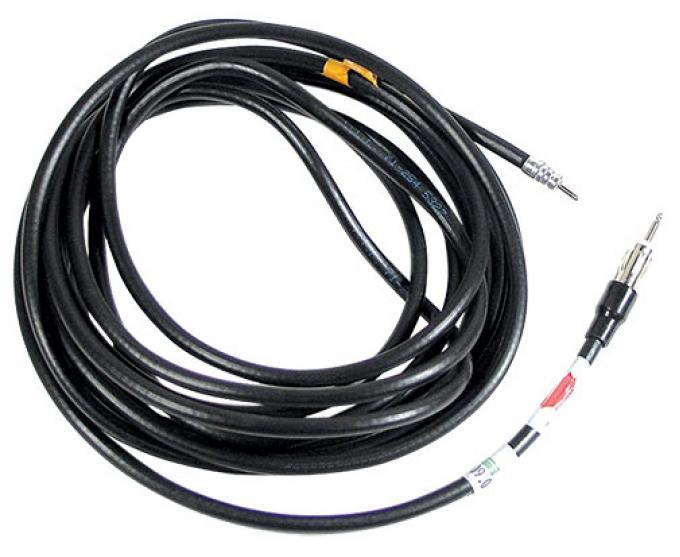 Corvette Antenna Cable, Convertible & Hardtop, 1998-2004