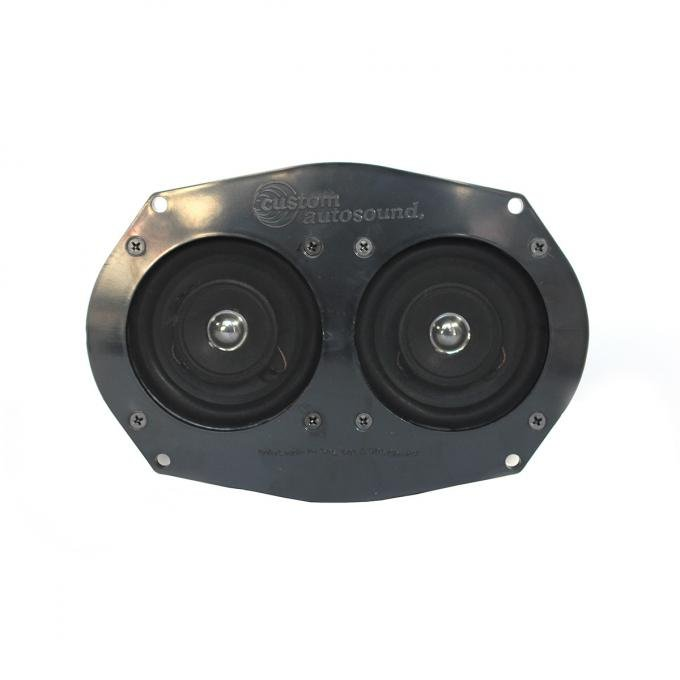 Custom AutoSound® Speakers
