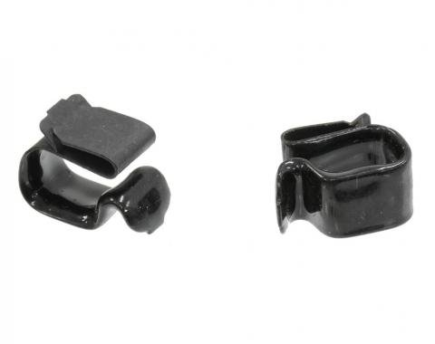 Corvette Antenna Cable Underdash Clips, 1963-1967