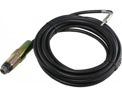 Corvette Antenna Lead Cable, With Body, 1969-1982