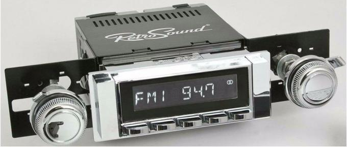 RetroSound 1964-65 Chevrolet El Camino Laguna Radio