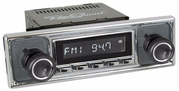 RetroSound 1984-85 Mercedes Benz 190 Series Laguna Radio
