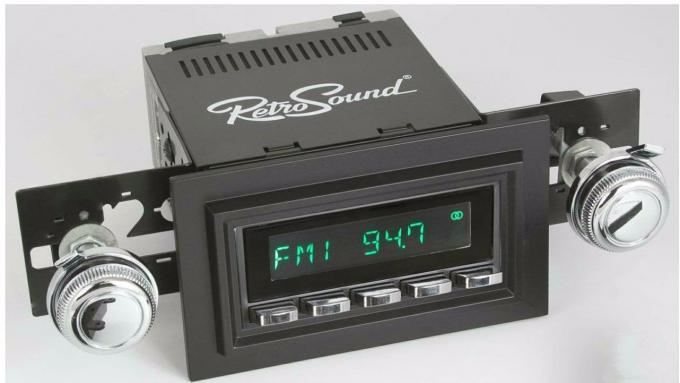 RetroSound 1981-86 Mercury Lynx Long Beach Radio