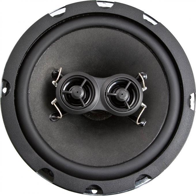 RetroSound 6.5-Inch Premium Ultra-thin Dash Speaker