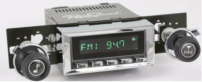 RetroSound 1968-79 Chevrolet Nova Long Beach Radio
