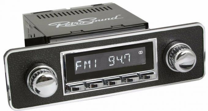 RetroSound 2000-06 Honda S2000 Laguna Radio with DIN Kit