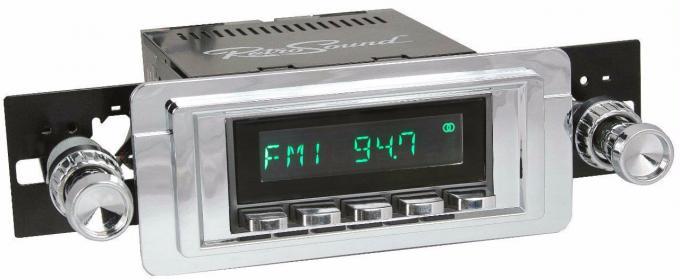 RetroSound 1955-57 Ford Thunderbird Long Beach Radio