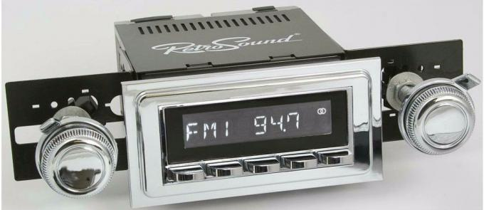 RetroSound 1964-65 Oldsmobile Cutlass Hermosa Radio