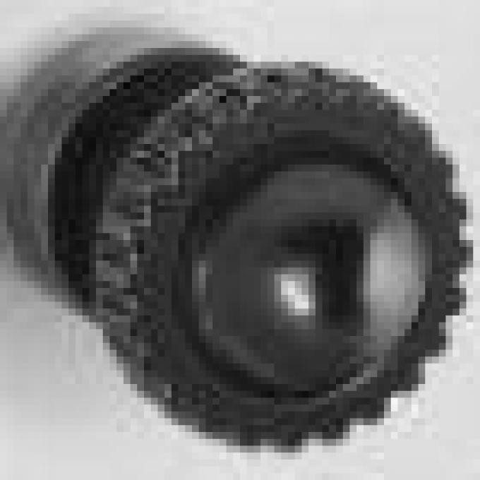 RetroSound Black Front Knobs (#46) / Black Rear Knobs (#96)