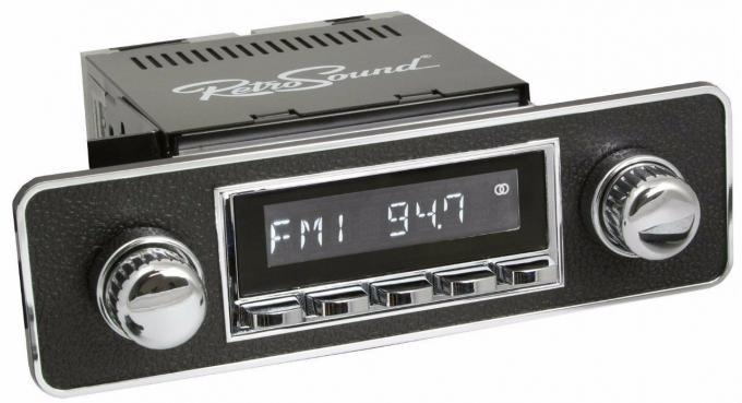 RetroSound 1983-90 Fiat 131 Hermosa Radio with DIN Kit