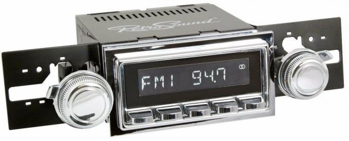 RetroSound 1968-71 Ford Torino Laguna Radio