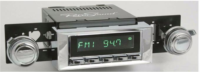 RetroSound 1968-72 Pontiac LeMans Laguna Radio