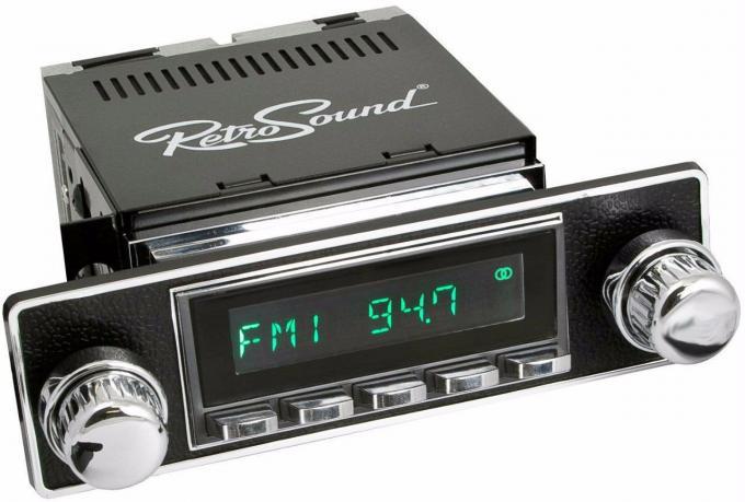 RetroSound 1969-77 Alfa Spider Long Beach Radio