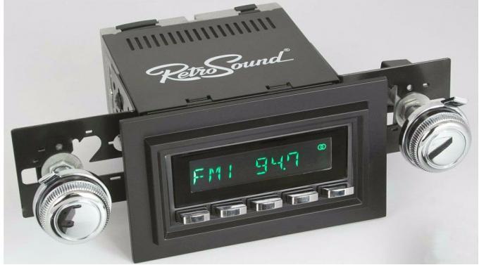 RetroSound 1966-67 Lincoln Continental Long Beach Radio