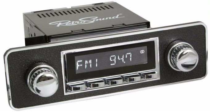 RetroSound 2002-06 Mitsubishi Lancer Hermosa Radio with DIN Kit
