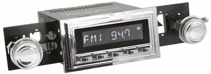 RetroSound 1961-62 Chevrolet Biscayne Hermosa Radio