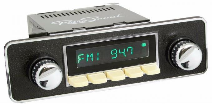 RetroSound 1963-80 MGB Hermosa Radio