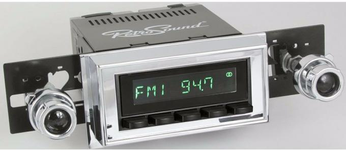 RetroSound 1960-62 Buick Invicta Long Beach Radio