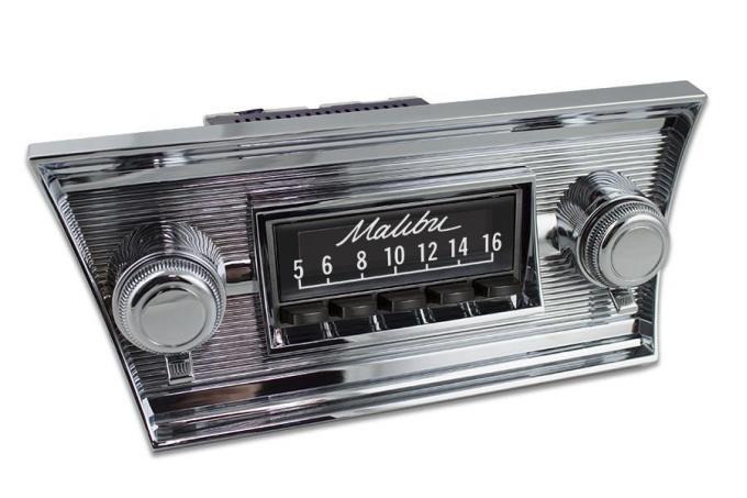 RetroSound 1966-67 Chevrolet Malibu Long Beach Radio