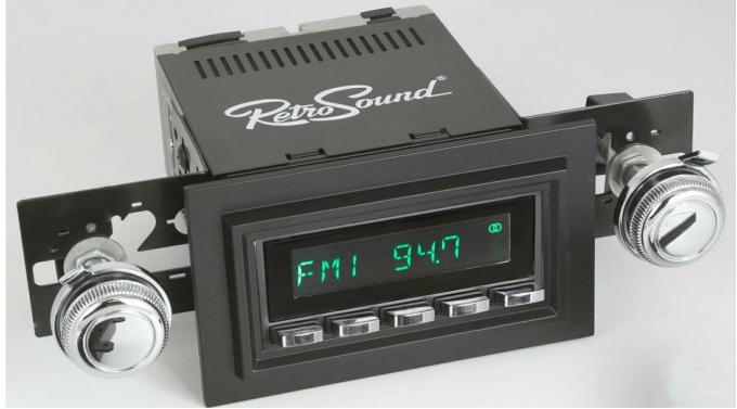 RetroSound 1975-82 Ford Granada Long Beach Radio