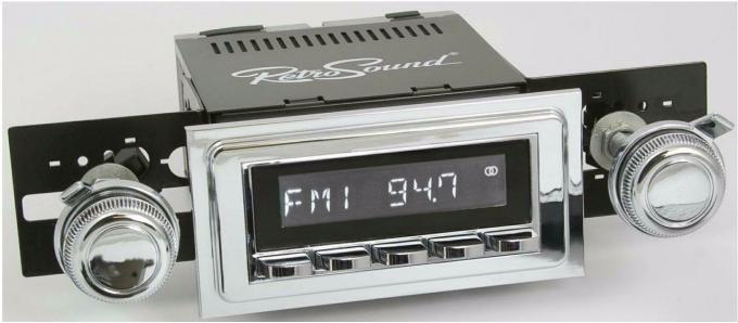 RetroSound 1961-63 Buick Skylark Laguna Radio