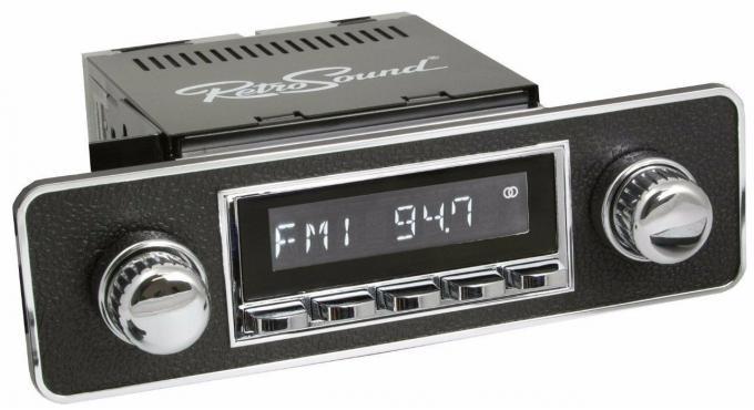 RetroSound 1961-71 Jaguar XK Series Hermosa Radio