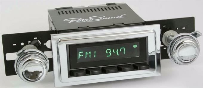 RetroSound 1964-67 Pontiac GTO Hermosa Radio
