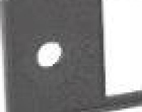 RetroSound All Black Mini Euro Faceplate (#403)