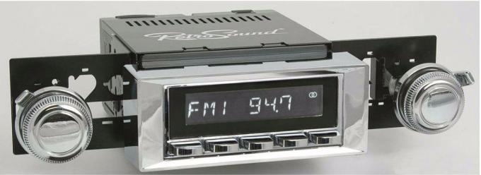 RetroSound 1966-67 Chevrolet El Camino Laguna Radio