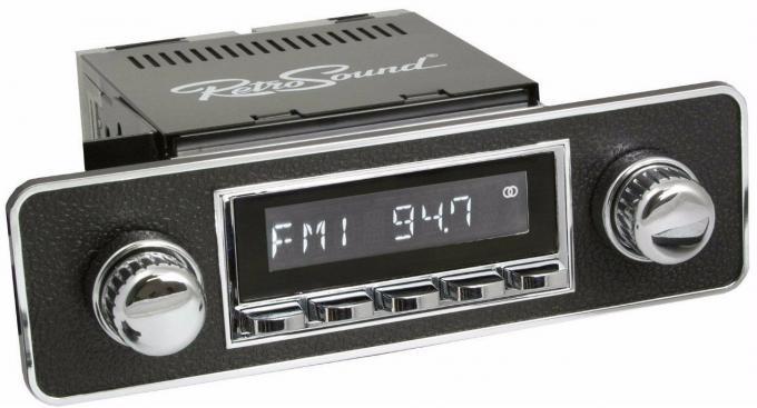 RetroSound 1980-95 Honda Civic Laguna Radio with DIN Kit