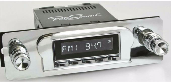RetroSound 1960-61 Ford Fairlane Laguna Radio