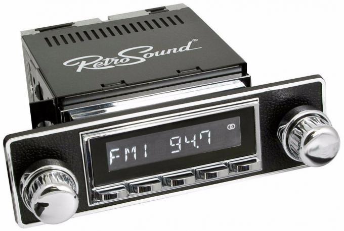 RetroSound 1967-77 Fiat Spider Laguna Radio