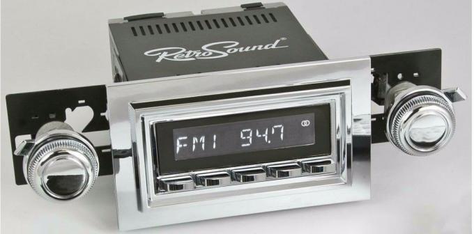RetroSound 1978-83 Jeep J10 Hermosa Radio