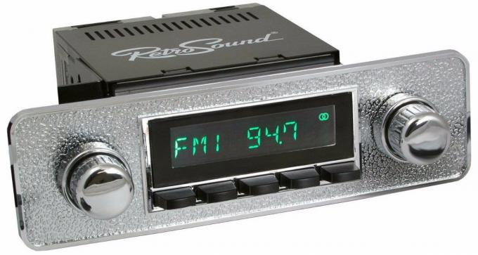 RetroSound 2002-06 Mitsubishi Lancer Long Beach Radio with DIN Kit