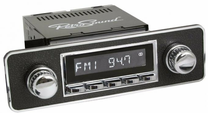 RetroSound 1989-95 Audi 200 Series Laguna Radio with DIN Kit