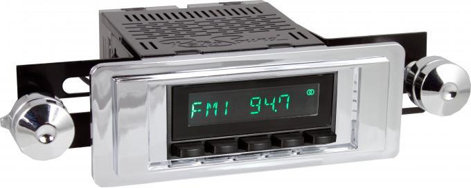 RetroSound 1957-59 Studebaker Silver Hawk Hermosa Radio