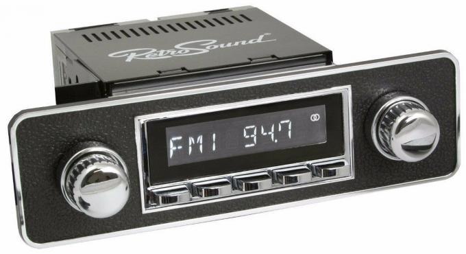 RetroSound 1973-80 Mercedes Benz S Series Long Beach Radio