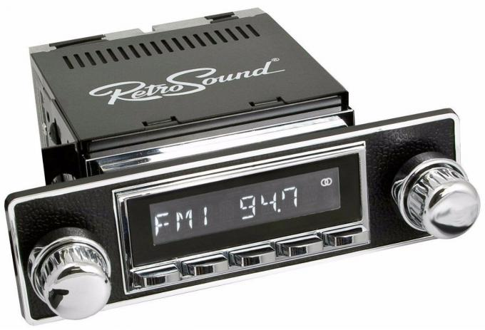RetroSound 1972-78 Toyota Land Cruiser FJ40 Hermosa Radio