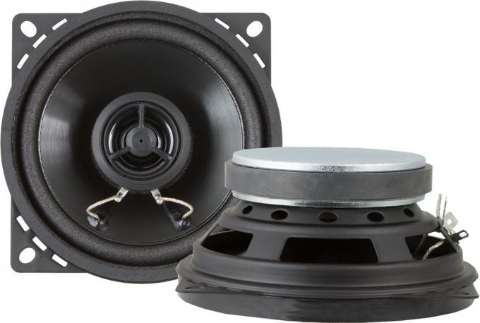 RetroSound 4-Inch Standard Series Stereo Speakers